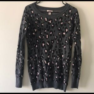 Arizona Cheetah Sweater